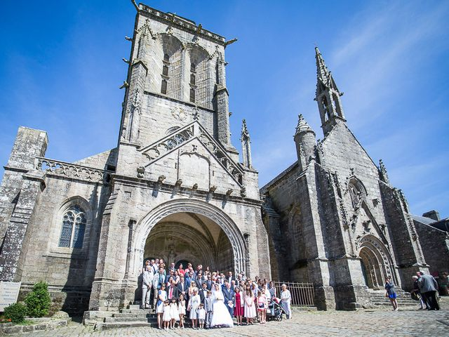 Le mariage de Altin et Denise à Locronan, Finistère 20