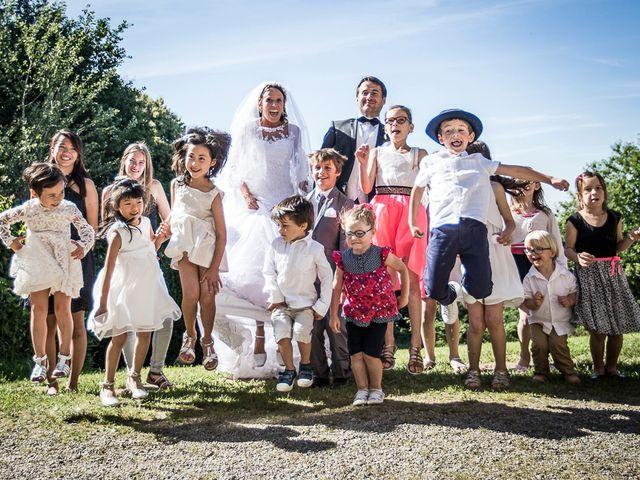 Le mariage de Altin et Denise à Locronan, Finistère 23