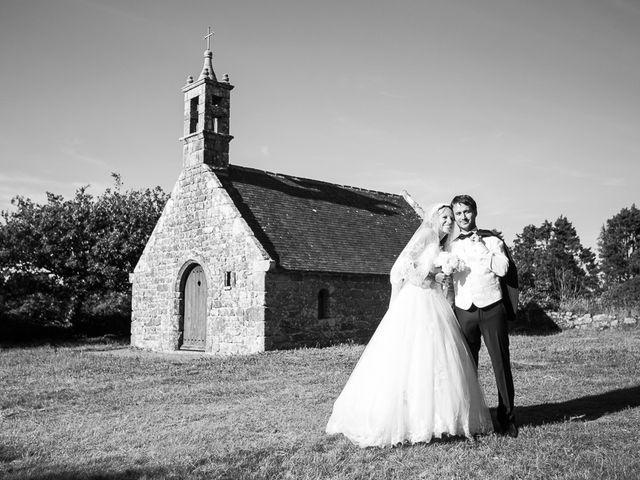 Le mariage de Altin et Denise à Locronan, Finistère 33
