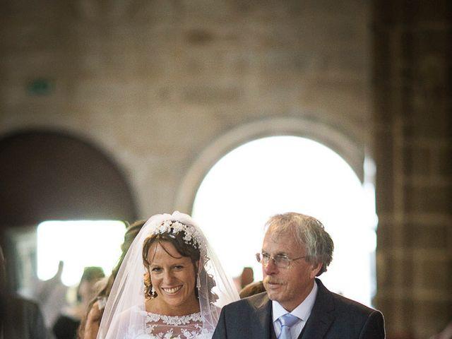 Le mariage de Altin et Denise à Locronan, Finistère 11