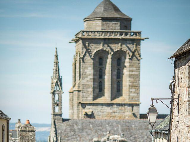 Le mariage de Altin et Denise à Locronan, Finistère 21