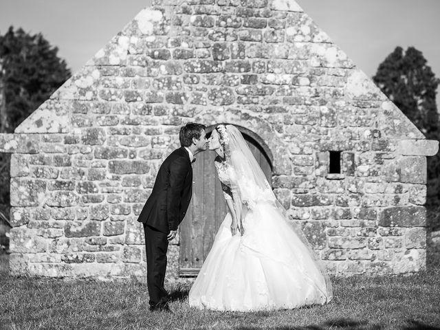 Le mariage de Altin et Denise à Locronan, Finistère 35
