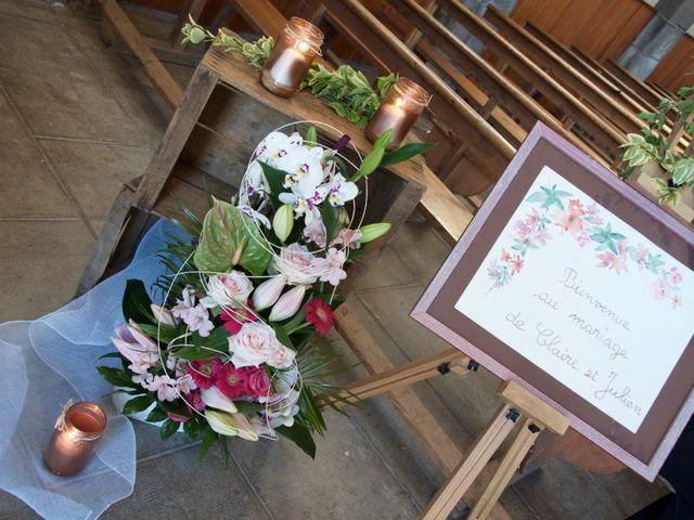 Le mariage de Julien et Claire à Clermont-Ferrand, Puy-de-Dôme 17