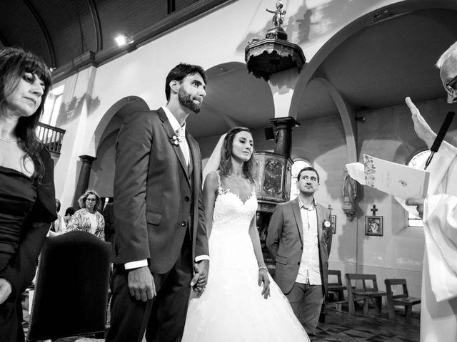 Le mariage de Jean-François et Camille à Séméac, Hautes-Pyrénées 17
