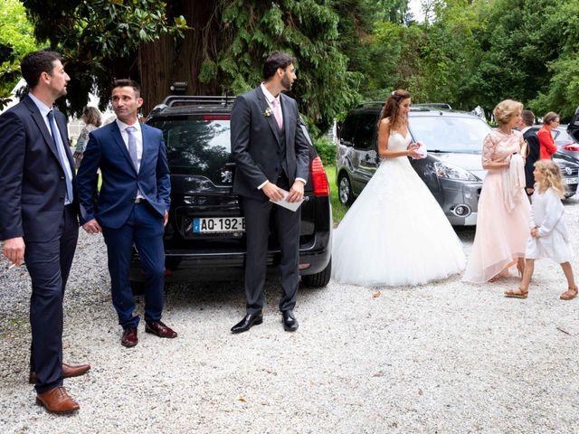 Le mariage de Jean-François et Camille à Séméac, Hautes-Pyrénées 21