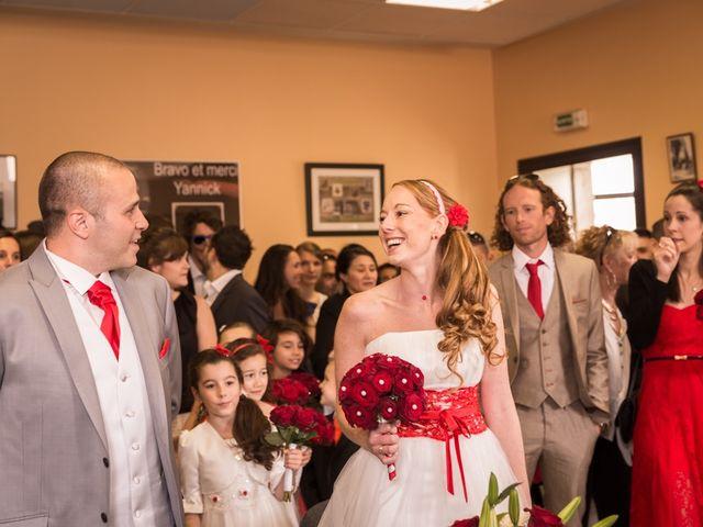 Le mariage de David et Marjorie à Vénès, Tarn 17