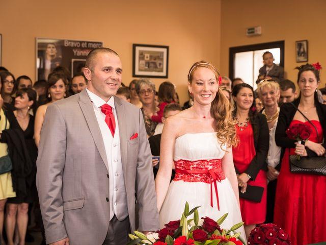 Le mariage de David et Marjorie à Vénès, Tarn 18