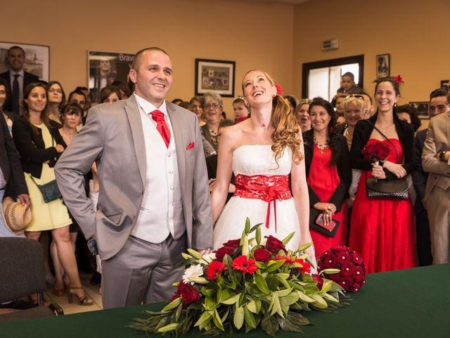 Le mariage de David et Marjorie à Vénès, Tarn 19