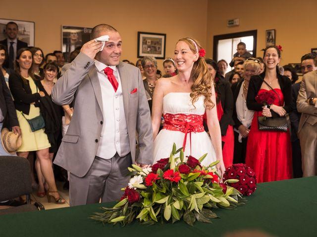 Le mariage de David et Marjorie à Vénès, Tarn 20