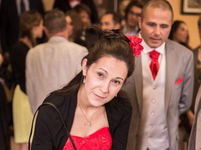 Le mariage de David et Marjorie à Vénès, Tarn 28