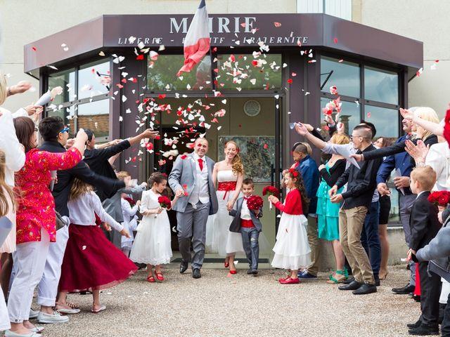 Le mariage de David et Marjorie à Vénès, Tarn 33