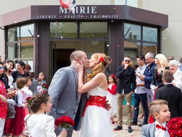 Le mariage de David et Marjorie à Vénès, Tarn 35