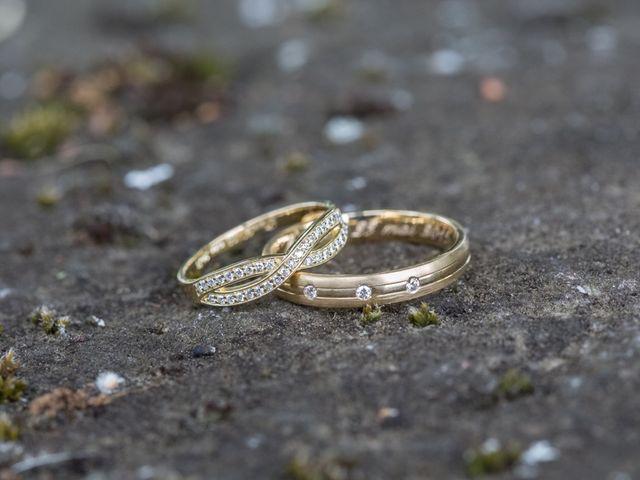 Le mariage de David et Marjorie à Vénès, Tarn 46