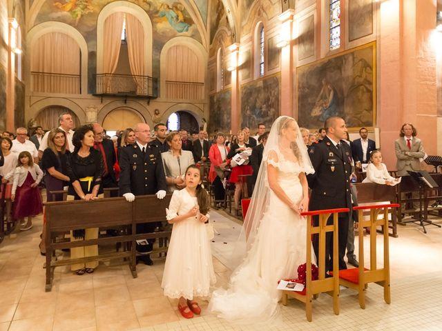 Le mariage de David et Marjorie à Vénès, Tarn 48