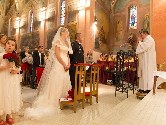 Le mariage de David et Marjorie à Vénès, Tarn 50