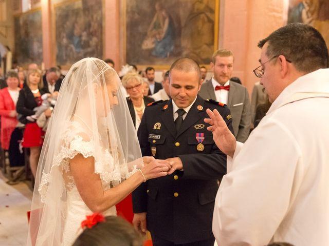 Le mariage de David et Marjorie à Vénès, Tarn 53