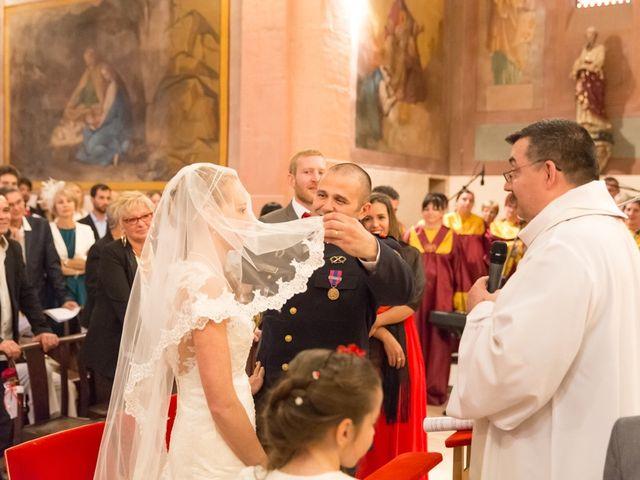 Le mariage de David et Marjorie à Vénès, Tarn 54
