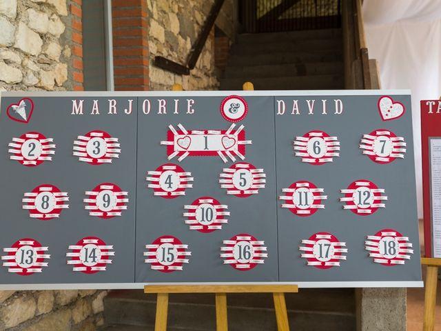 Le mariage de David et Marjorie à Vénès, Tarn 64