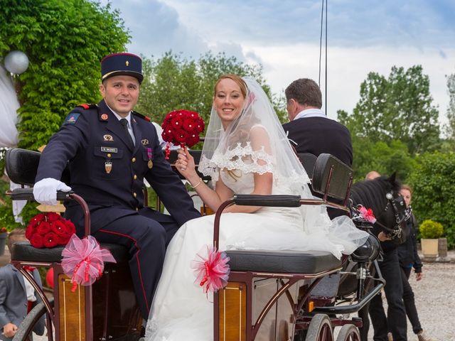 Le mariage de David et Marjorie à Vénès, Tarn 75
