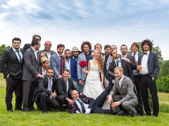 Le mariage de David et Marjorie à Vénès, Tarn 80