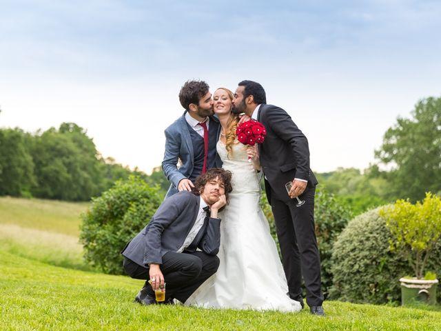 Le mariage de David et Marjorie à Vénès, Tarn 83