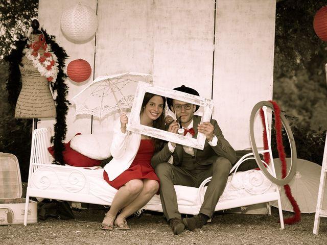 Le mariage de David et Marjorie à Vénès, Tarn 90
