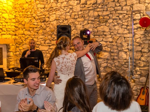 Le mariage de David et Marjorie à Vénès, Tarn 91