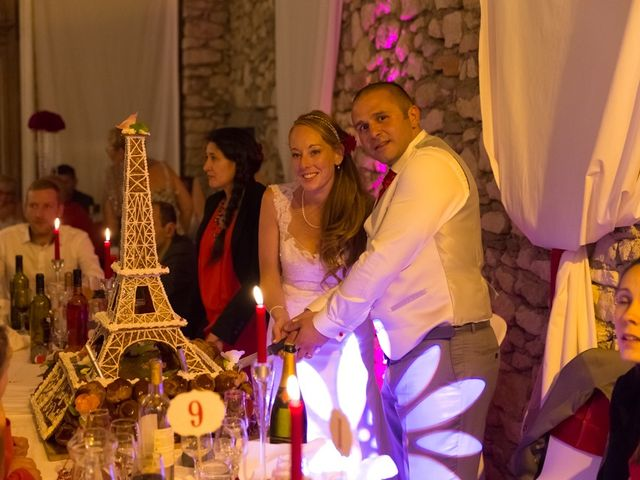 Le mariage de David et Marjorie à Vénès, Tarn 96