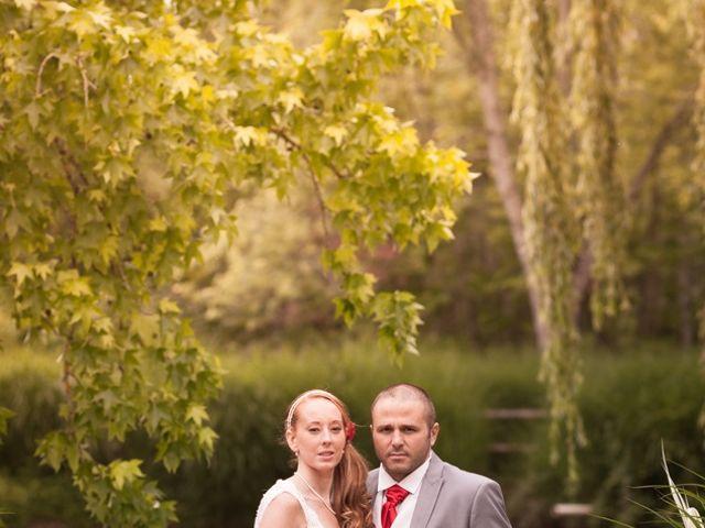 Le mariage de David et Marjorie à Vénès, Tarn 99