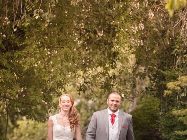 Le mariage de David et Marjorie à Vénès, Tarn 101