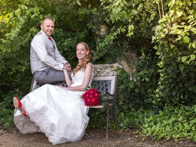 Le mariage de David et Marjorie à Vénès, Tarn 103