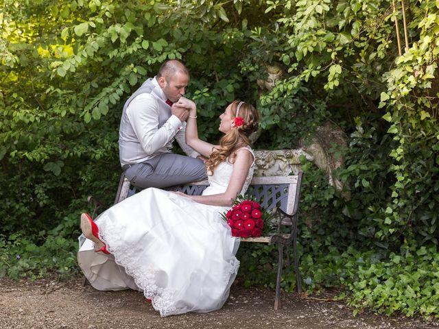 Le mariage de David et Marjorie à Vénès, Tarn 105