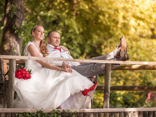 Le mariage de David et Marjorie à Vénès, Tarn 107