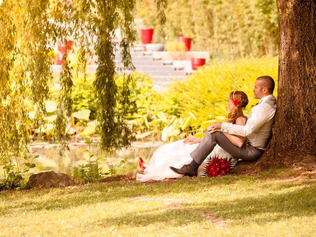 Le mariage de David et Marjorie à Vénès, Tarn 110