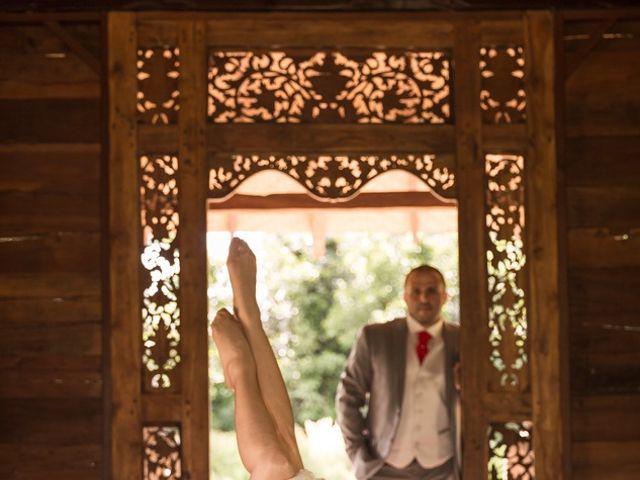 Le mariage de David et Marjorie à Vénès, Tarn 114