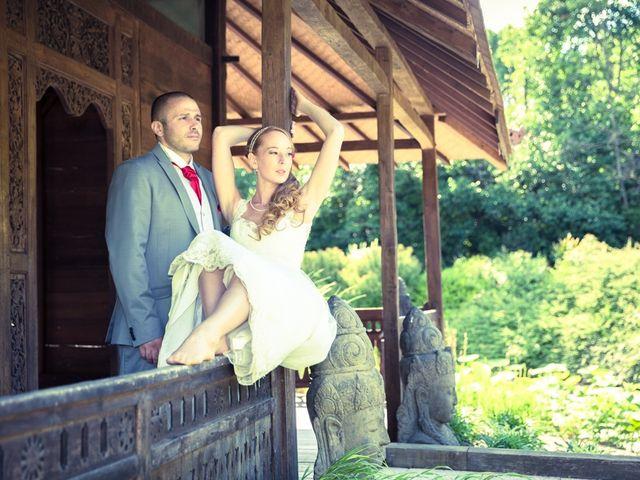 Le mariage de David et Marjorie à Vénès, Tarn 120