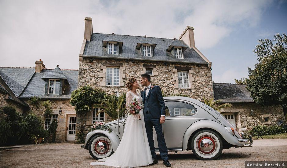 Le mariage de Germain et Stéphanie à Guilers, Finistère