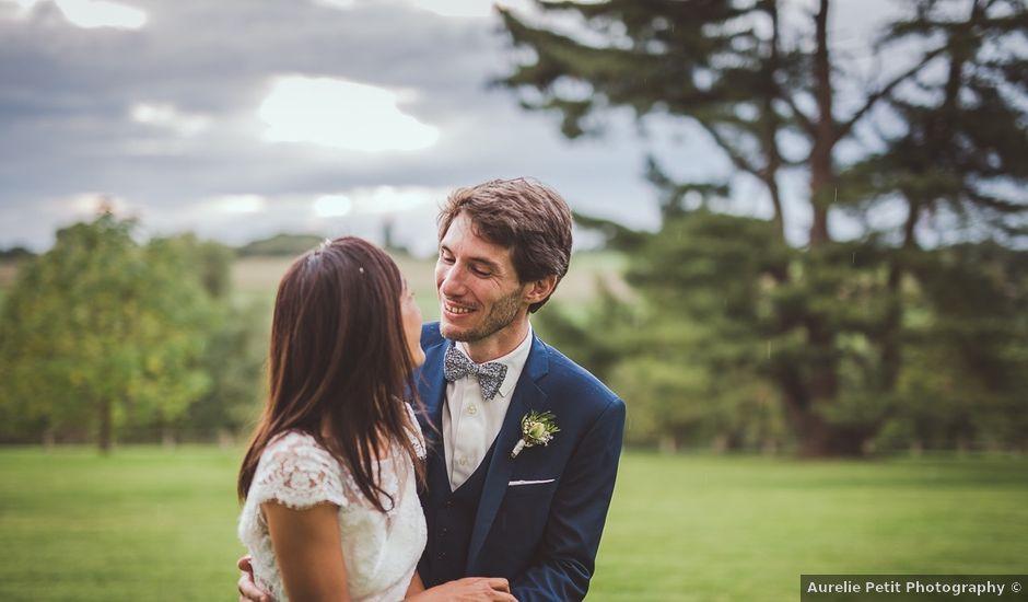 Le mariage de Luc et Sabrina à Saint-Cyr-la-Rosière, Orne