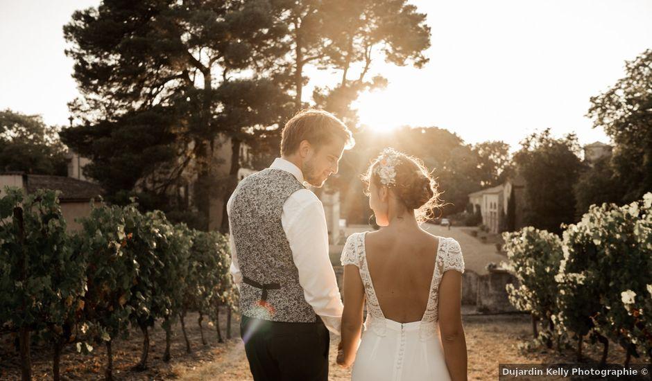 Le mariage de Jérôme et Claire à Carcassonne, Aude