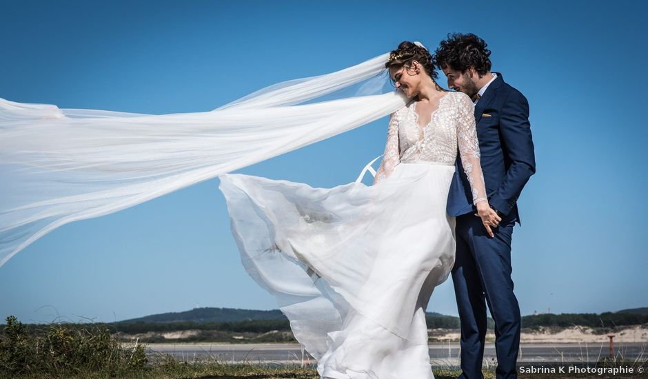 Le mariage de Sébastien et Camille à Le Touquet-Paris-Plage, Pas-de-Calais