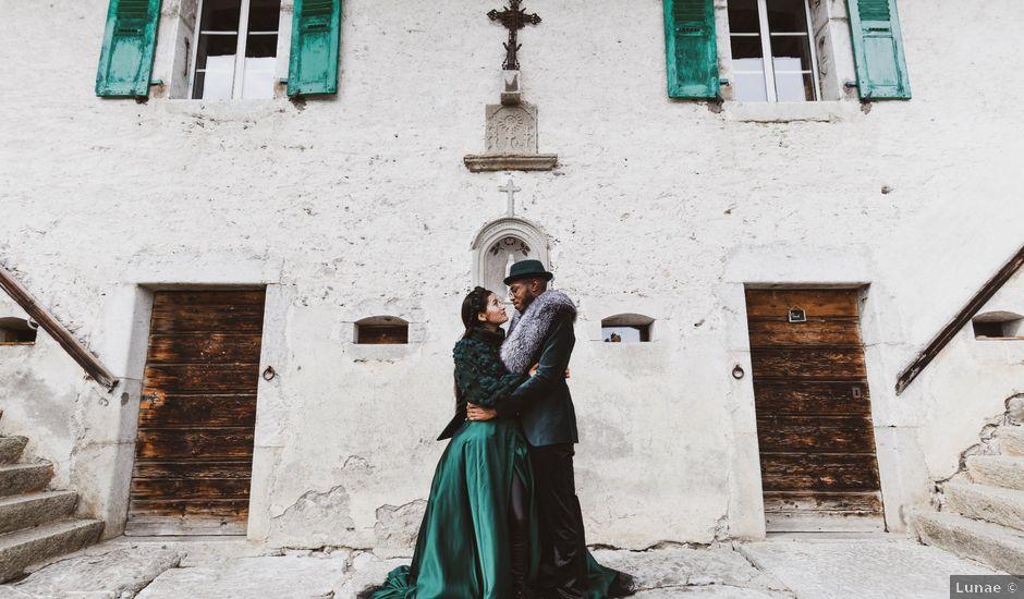 Le mariage de Kévin et Prisila à Le Reposoir, Haute-Savoie