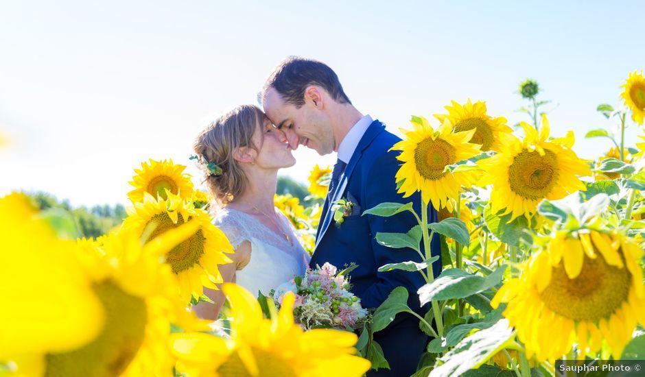 Le mariage de Yvan et Annelise à Benon, Charente Maritime
