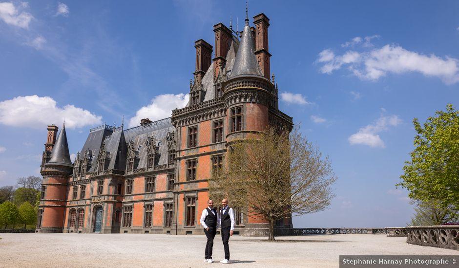 Le mariage de Sylvain et Jean à Roudouallec, Morbihan