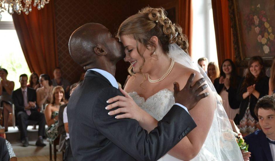 Le mariage de Moustapha et Mathilde à Olivet, Loiret