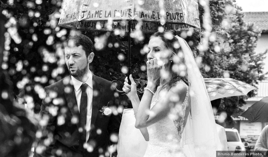 Le mariage de Jean-François et Camille à Séméac, Hautes-Pyrénées
