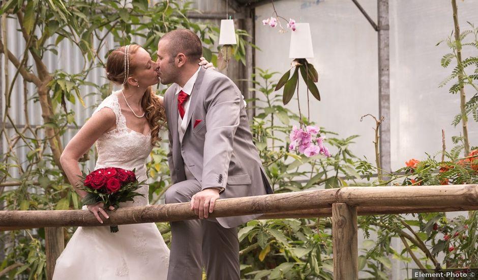 Le mariage de David et Marjorie à Vénès, Tarn
