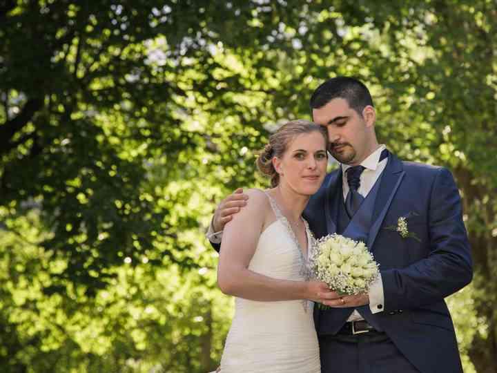 Le mariage de Morgane et Xavier