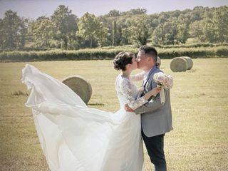 Le mariage de Lauriane et Tanguy