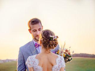 Le mariage de Mathilde et Pierre Julien 1