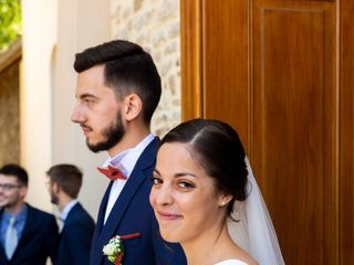 Le mariage de Anaita et Paul-Henry
